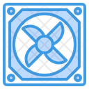 Case Fan Case Computer Icon