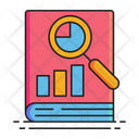 Case Studies Search Analysis Analysis Icon