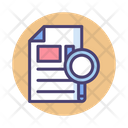 Case Study Agile Research Icon