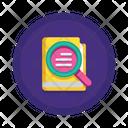 Mcase Study Icon