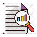 Case Study Business Study Case Analysis Icon