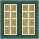Window Window Case Casement Window Icon