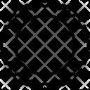 Casette Cogs Gear Icon
