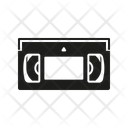 Casette Vhs Tape Tape Recording Icon