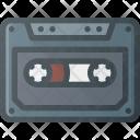 Casette Music Audio Icon