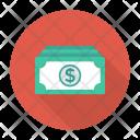 Cash Money Coins Icon