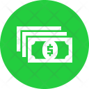 Cash Currency Money Icon