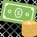 Cash Wealth Money Icon