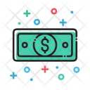 Cash Bills Currency Icon