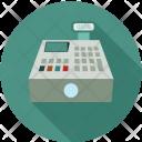 Cash Counter Bill Icon