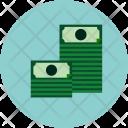 Cash Banknotes Money Icon
