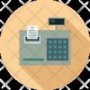 Cash Counter Atm Icon