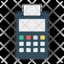 Cash Machine Receipt Icon