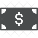Dollar Cash Currency Money Icon