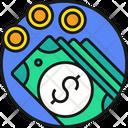 Cash Cash Payment Dollar Icon