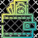 Cash Money Dollar Icon