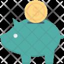 Cash Bank Money Icon