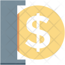 Cash Box Coin Icon