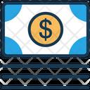 Cash Money Rupees Icon