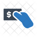 Pay Dollar Cash Icon