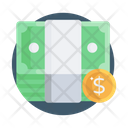 Banknote Wealth Finance Icon