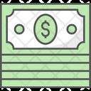 Banknote Banknotes Cash Icon