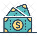 Cash Currency Wealth Icon