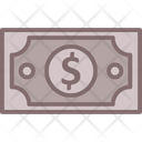 Cash Flow Cash Transaction Financial Flow Icon