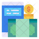 Money Currency Coin Icon