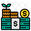 Cash Money Currency Icon