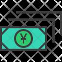 Cash Money Yuan Icon