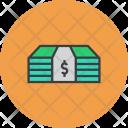 Cash Money Amount Icon