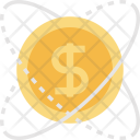 Cash Currency Digital Icon