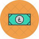 Cash Currency Online Icon