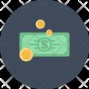 Cash Income Money Icon