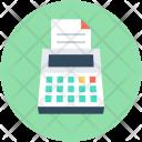 Cash Register Till Icon