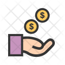 Cash Business Finance Icon