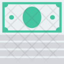 Cash Dollars Finance Icon