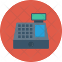 Cash Cashbox Machine Icon