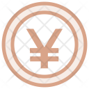 Cash Coin Cold Icon
