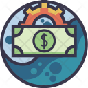 Cash Finance Payment Icon
