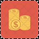 Cash Dollarcoins Usdollarcoin Icon