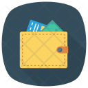 Cash Wallet Currency Icon
