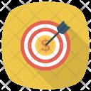 Cash Target Banking Icon