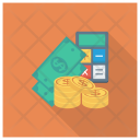 Cash Calculator Dollar Icon
