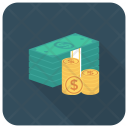 Cash Payment Onlinepayment Icon