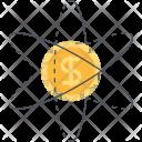 Cash Currency Digital Icon