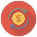 Cash Finance Currency Icon