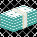 Bills Cash Dollar Icon