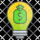 Cash Idea Intelligence Icon